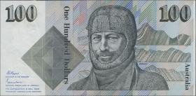 Australien / Australia P.48b 100 Dollars (1984-92) (1/1-)