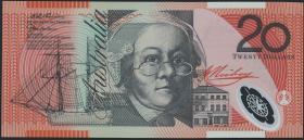 Australien / Australia P.53b 20 Dollars (19)98 Polymer (1)
