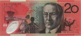 Australien / Australia P.59a 20 Dollars (20)02 Polymer (1)