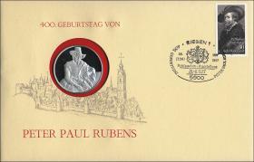 B-0014 • Rubens - 400.Geburtstag