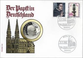 B-0027.b • Papst in Deutschland