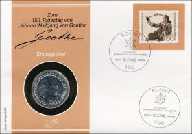 "B-0029 • Goethe - ""Borek Erstausgabe"""
