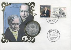 B-0054 • Alexander und Wilhelm Humboldt