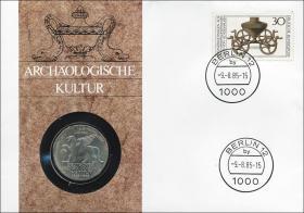 B-0062.a • Archäolog. Kultur >30 Pf.<
