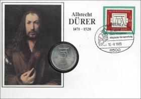 B-0063 • Albrecht Dürer - 1471-1528