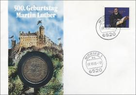 B-0071 • Martin Luther