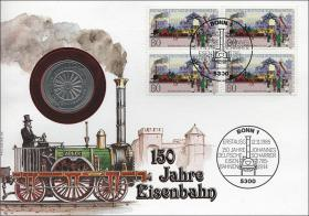 B-0076 • 150 Jahre Eisenbahn