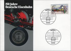 B-0077.a • 150 Jahre Eisenbahn >Bonn<