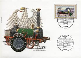 B-0078 • Adler - 150 Jahre Eisenbahn