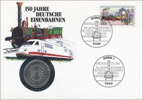 B-0079 • 150 Jahre Eisenbahn >Bonn<
