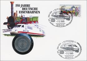 B-0080.d • 150 Jahre Eisenbahn >Nürnberg<