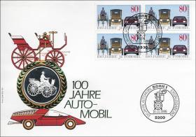 B-0083 • 100 Jahre Automobil