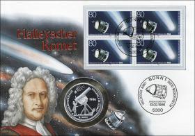 B-0085 • Halleyscher Komet
