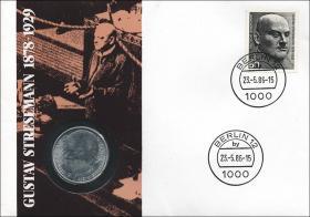 B-0090 • Gustav Stresemann