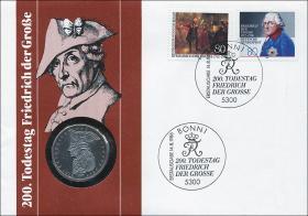 B-0095 • Friedrich der Große >braun