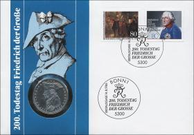 B-0096 • Friedrich der Große >blau