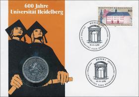 B-0105 • 600 J. Universität Heidelberg