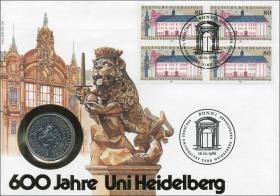 B-0107 • 600 J. Universität Heidelberg
