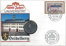 B-0108 • 600 J. Universität Heidelberg