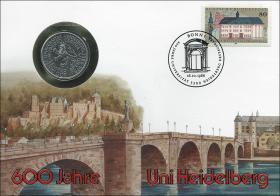 B-0109 • Universität Heidelberg, 600 Jahre