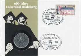 B-0110 • 600 J. Universität Heidelberg II. Auflage