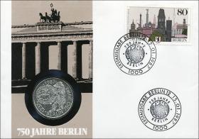 B-0113 • 750 Jahre Berlin