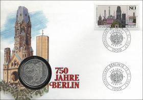 B-0115 • 750 Jahre Berlin >Gedächtniskirche