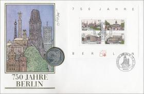 B-0117 • 750 Jahre Berlin >Großformat<