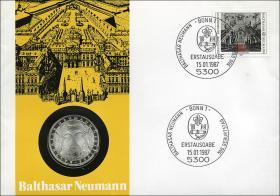 B-0121 • Balthasar Neumann
