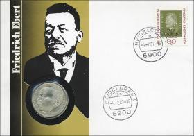 B-0128 • Friedrich Ebert