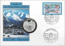 B-0130 • Nordische Ski-WM Oberstdorf