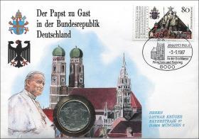 B-0140 • Papst in Deutschland