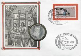 B-0143 • Johannes Gutenberg > 1. Auflage