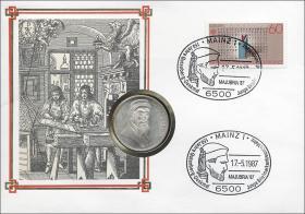 B-0144 • Johannes Gutenberg > 2. Auflage