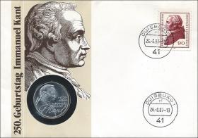 B-0146 • Kant, 250.Geburtstag