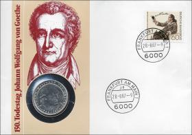 B-0150 • Johann Wolfgang v. Goethe > rot
