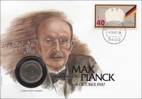 B-0152 • Max Planck - 40. Todestag