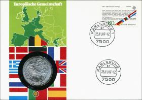 B-0154.b • Europäische Gemeinschaft
