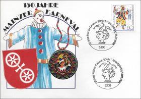 B-0163 • Mainzer Karneval