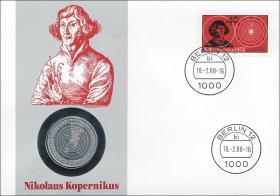 B-0167 • Nikolaus Kopernikus