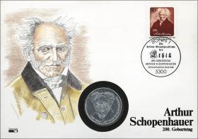 B-0176 • Schopenhauer, Arthur