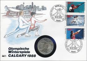 B-0181 • Olympiade Calgary 1988