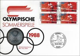 B-0182 • Olympiade Seoul 1988