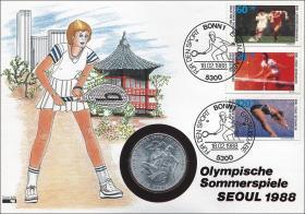 B-0183 • Olympiade Seoul 1988