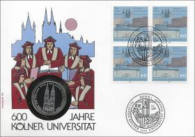 B-0187 • 600 J. Kölner Universität