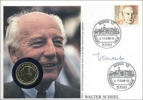 B-0188 • Walter Scheel