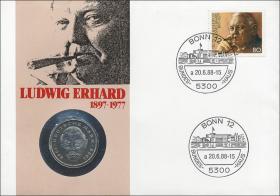 B-0198 • Ludwig Erhard