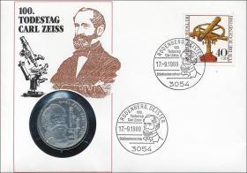 B-0206.a • Carl Zeiss > 40 Pfennig
