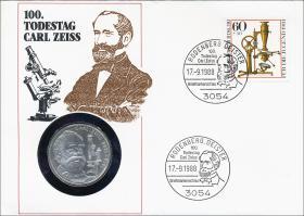 B-0207.c • Carl Zeiss > 60 Pfennig Berlin