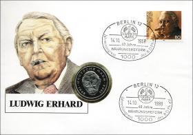 B-0209 • Ludwig Erhard
